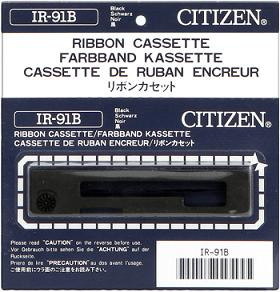 páska CITIZEN black IR91B, MD910/MD911/MD912/IDP3110/IDP3111/CBM910