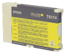 kazeta EPSON Business Inkjet B500DN/B510DN HC yellow