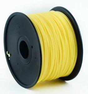 HIPS plastic filament pre 3D tlač, priemer 1,75mm, farba hnedožltá (khaki), Gembird