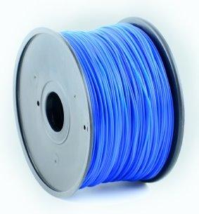 HIPS plastic filament pre 3D tlač, priemer 1,75mm, farba modrá (navy), Gembird