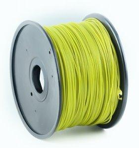 HIPS plastic filament pre 3D tlač, priemer 1,75mm, farba olivová, Gembird