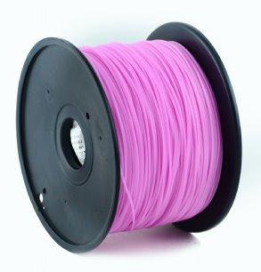 HIPS plastic filament pre 3D tlač, priemer 1,75mm, farba fialová (violet), Gembird