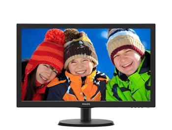 LCD Philips 223V5LHSB2/00, 21,5