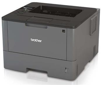 tlačiareň laser čb BROTHER HL-L5200DW - 40ppm/A4, Duplex, WiFi