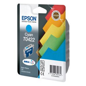 kazeta EPSON S C82/CX5200/CX5400 cyan