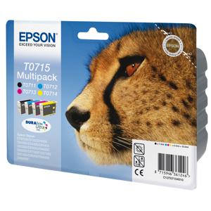 kazeta EPSON C13T07154010 CMYK