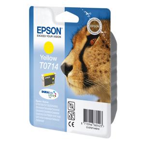 kazeta EPSON C13T07144011 yellow