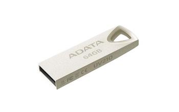 USB kľúč ADATA USB Flash Drive UV210 64GB USB 2.0, kovový