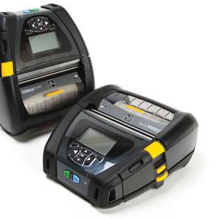 DT Printer QLn420; CPCL, ZPL, XML, BLTH, Ethernet, DT/Linered Platen, 3/4