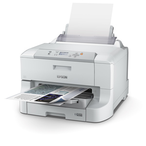 tlačiareň atrament far EPSON WorkForce Pro WF-8090D3TWC, A3+, sieť, DUPLEX, Wi-Fi, PDL