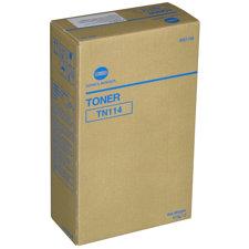 toner MINOLTA TN114 (106B) Bizhub 162/163/210/211, Di 152/183/1611/2011 (2ks v bal.)