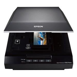 skener EPSON Perfection V550 Photo, A4, 6400dpi, USB