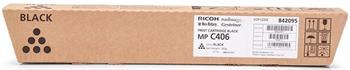 toner RICOH Typ C406 Black Aficio MP C306/C307/C406