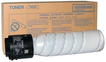 toner MINOLTA TN222 Bizhub 266/306 (2ks)