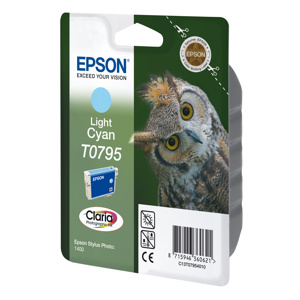 kazeta EPSON SP 1400/1500 light cyan 660 strán