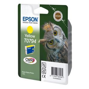 kazeta EPSON SP 1400/1500 yellow 715 strán