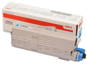toner OKI C532/C542/MC563/MC573 cyan (6.000 str.)