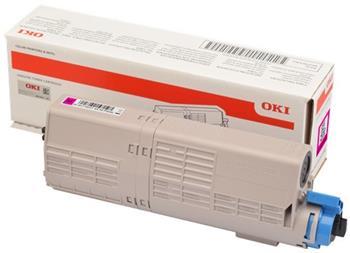 toner OKI C532/C542/MC563/MC573 magenta (6.000 str.)