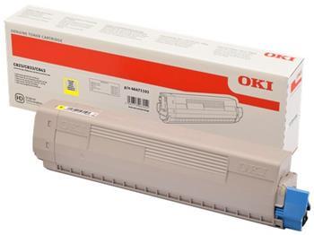 toner OKI C823/C833/C843 yellow (7.000 str.)