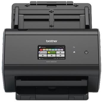 dokumentový skener BROTHER ADS-2800W, WiFi
