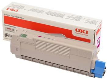 toner OKI C612 magenta