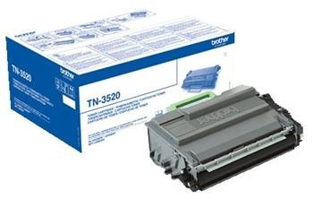 toner BROTHER TN-3520P