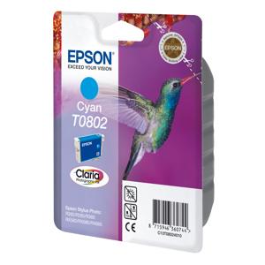 kazeta EPSON SP R265/R285/R360/RX560/RX585 cyan
