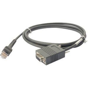 Motorola Cable RS-232 2m Straight, Standard DB-9F TxD-2). vyžadovaný zdroj napájania (Part# PWRS-14000-253R)