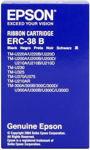páska EPSON ERC-38B TM210/220/300 BIXOLON SRP-270/275 black