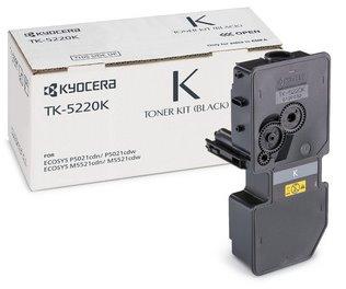 toner KYOCERA TK-5220K Black Ecosys P5021cdn/P5021cdw/M5521cdn/M5521cdw