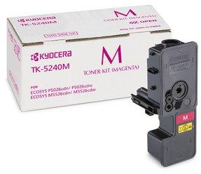 toner KYOCERA TK-5240M Magenta Ecosys P5026cdn/P5026cdw/M5526cdn/M5526cdw