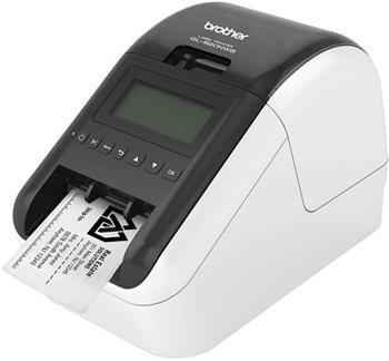 tlačiareň štítkov BROTHER QL-820NWB
