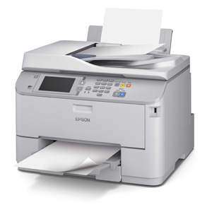 MFP atrament EPSON WorkForce Pro WF-6590DWF, A4, All-in-One, duplex, ADF, Fax, LAN, Wifi, NFC, PDL