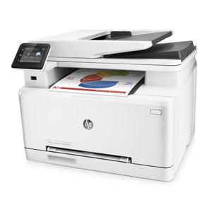 MFP HP Color LaserJet Pro MFP M277n, A4, 18str., LAN, ADF, fax
