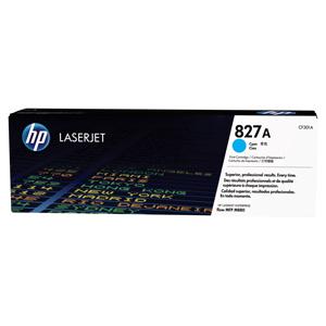 TONER HP CF301A HP827A azúrová, 32000str.
