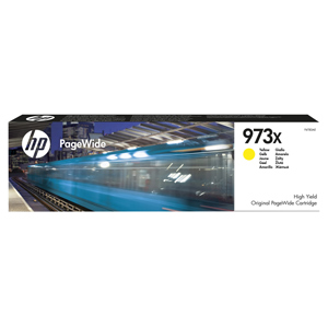 KAZETA HP F6T83AE Žltá No.973XL