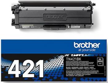 toner BROTHER TN-421 Black HL-L8260CDW/L8360CDW, DCP-L8410CDW, MFC-L8690CDW/L8900CDW