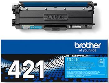 toner BROTHER TN-421 Cyan HL-L8260CDW/L8360CDW, DCP-L8410CDW, MFC-L8690CDW/L8900CDW