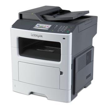 MFP čb laser Lexmark MX417de, 1200dpi, 38str/min, DUPLEX, 512MB, USB, siet