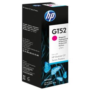 KAZETA Fľaša atramentu HP GT52 M0H55AE Purpurová