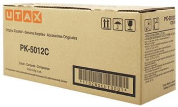 toner TRIUMPH ADLER PK-5012C P-C3560/C3565, UTAX P-C3560/C3565 cyan