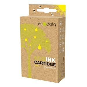 kazeta ECODATA pre HP 980Y D8J09A  Officejet Enterprise Color X555xh /  X555dn Printer 110ml Yellow