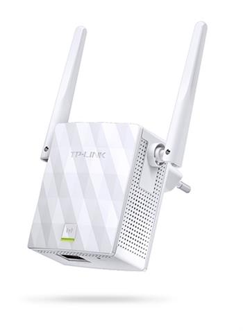 Wireless N Range Extender TP-LINK TL-WA855RE 300Mbps, Wall Mount, 2.4GHz, 300Mbps, 802.11b/g/n; 1x10/100M LAN, 2-ext.ant
