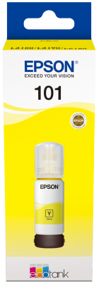 kazeta EPSON ecoTANK 101 Yellow - 70ml (6.000 str)