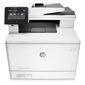 MFP HP Color LaserJet Pro MFP M477fdw, A4, 27str., Duplex, LAN, wifi