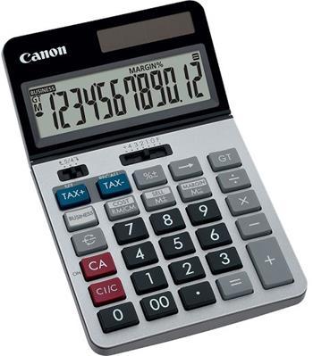 stolová kalkulačka CANON KS-1220TSG, 12 miest, solárne napájanie + batérie