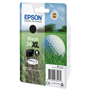 kazeta EPSON WF-3720/3725 no.34XL black (1.100 str)