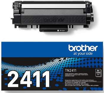 toner BROTHER TN-2411 HL-L23x2, DCP-L25x2, MFC-L27x2 series
