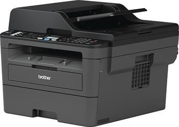 MFP laser čb BROTHER MFC-L2712DN - P/C/S, Duplex, Fax, ADF, Ethernet