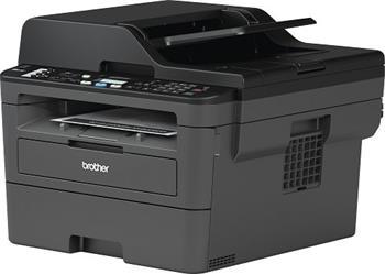 MFP laser čb BROTHER MFC-L2712DW - P/C/S, Duplex, Fax, ADF, Ethernet, WiFi